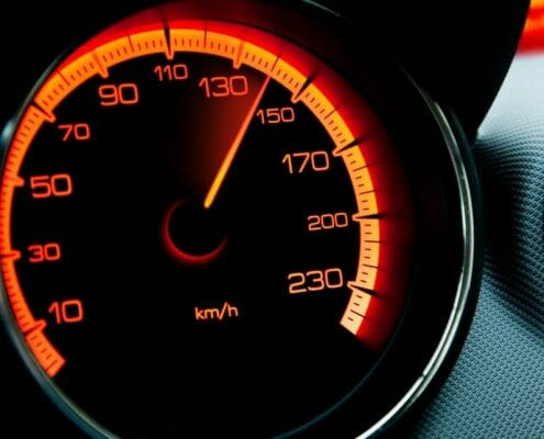 Car Speedometer to illustrate The Best Tools To Get Page Speed Insight