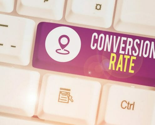 conversion rate button on keyboard