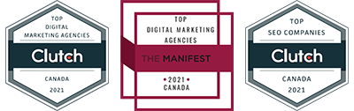 CLUTCH 2021 Manifest for Top SEO Companies & Marketing Agencies in Canada